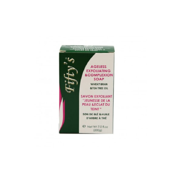 Ageless exfoliating & complexion Soap