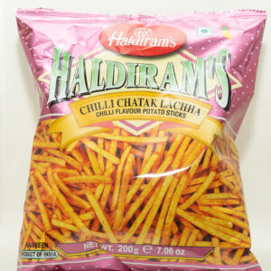 Chilli Chatak Lachha - Chilli Flavour Potato Sticks