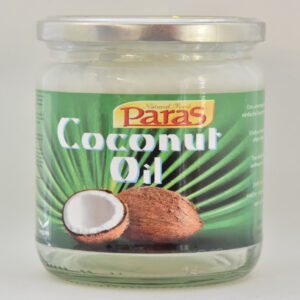 Coconut oil Aggarwal