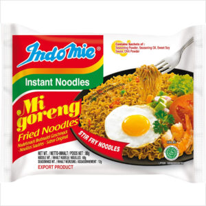 Instant Noodles - Mi Goreng Fried Instant Noodles