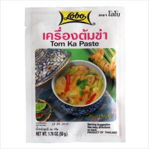 Tom Ka Paste (Thai Style)