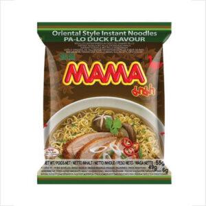 Oriental Style Instant Noodles - Pa Lo Duck Flavour