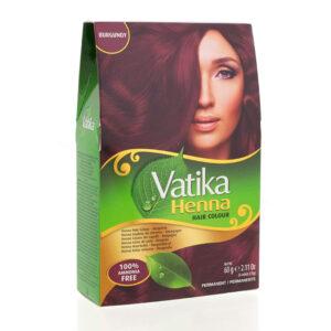 Hair Colour (Burgundy)