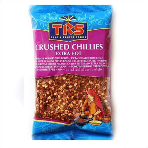 Crushed Chillies Extra Hot