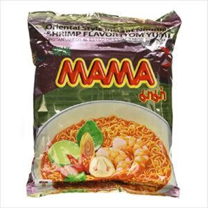 Oriental Style Instant Noodles - Shrimp Flavour Tom Yum