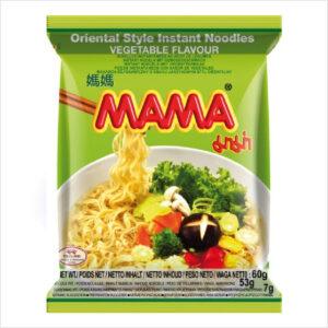 Instant Noodles (Oriental Style - Vegetable Flavour)