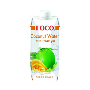 Coconut Water with Mango - Foco