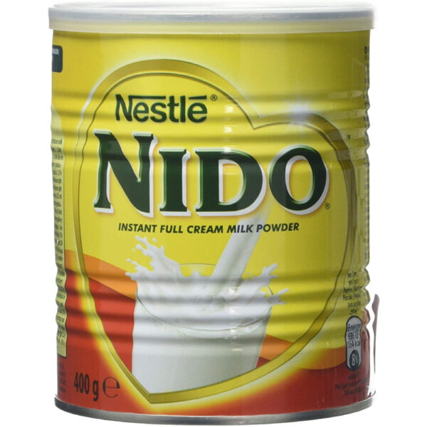 Instant Full Cream Milk Powder (NIDO)