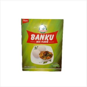Banku - Mix Flour