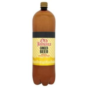 Ginger Beer Soda
