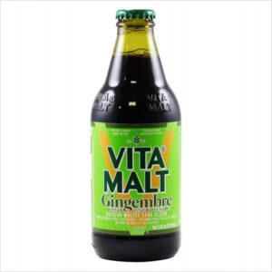 Ginger - (Non Alcoholic Malt Beverage)