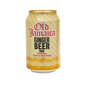 Ginger Beer Soda (With Fiery Jamaican Root Ginger) - Old Jamaica