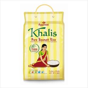 Khalis Pure Basmati Rice