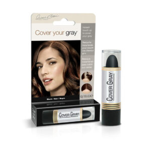 Cover Your Gray - Black