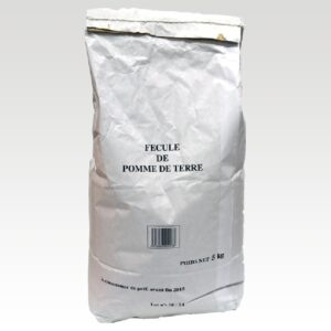 Potato Starch (Fecule De Pomme De Terre)