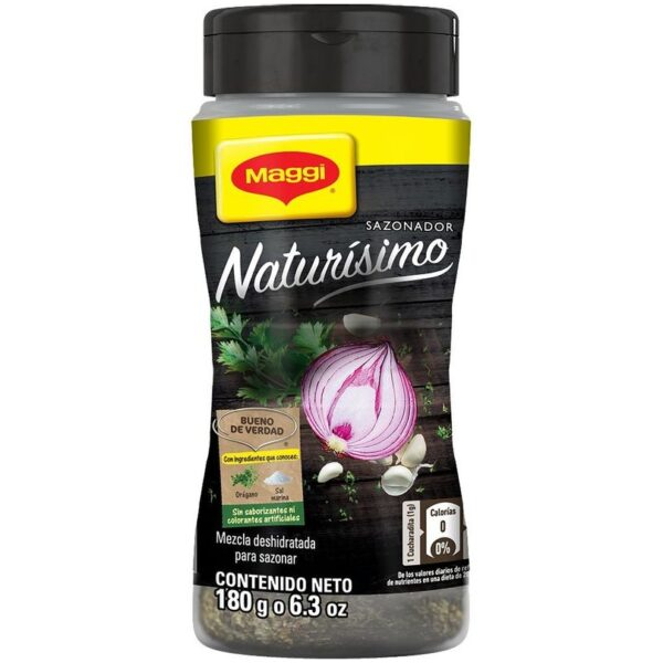 Sazon Naturisimo - Nestlé