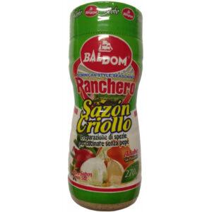 Dominican Style Seasoning Ranchero Sazon Criollo (Without Papper) - BALDOM
