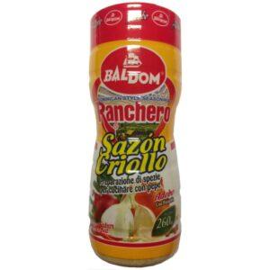 Dominican Style Seasoning Ranchero Sazon Criollo (With Papper) - BALDOM