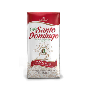 Cafe santo Domingo 100% Pure Coffee (MOLIDO) - Induban
