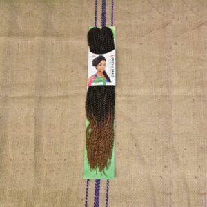 SENEGAL TWIST LARGE SuBlime Crochet braid 24 Col. 1/27T