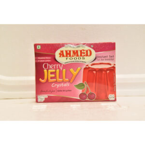 Cherry Jelly Crystals - Ahmed Foods