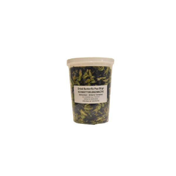 Dried Butterfly Pea - Greenleaf Swiss