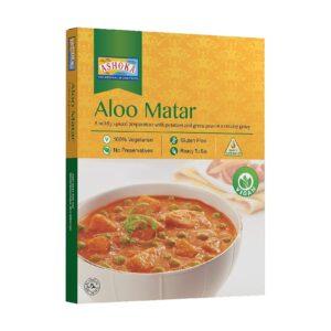 Aloo Matar - ASHOKA