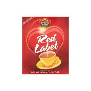 Red Label Black Tea - Brooke Bond