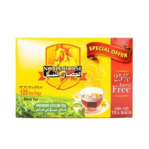 Premium Ceylon Tea - Nobel Horse