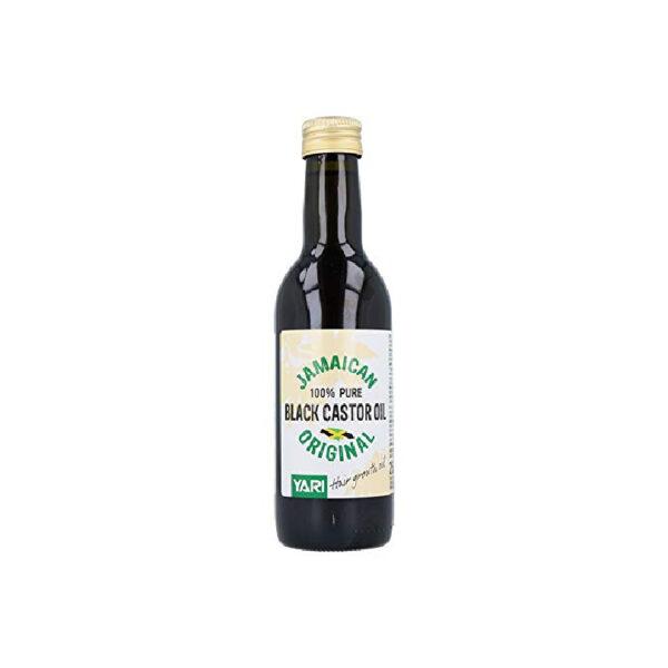 100% Pure Jamaican Black Castor Oil - YARI