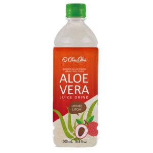 Aloe Vera Juice Drink With Lychee - Chin Chin