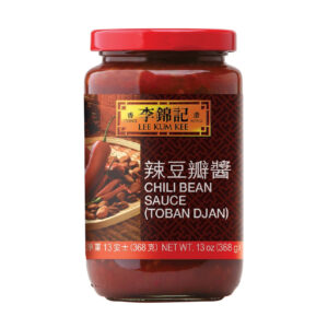 Chilli Bean sauce (Toban Djan) - LEE KUM KEE
