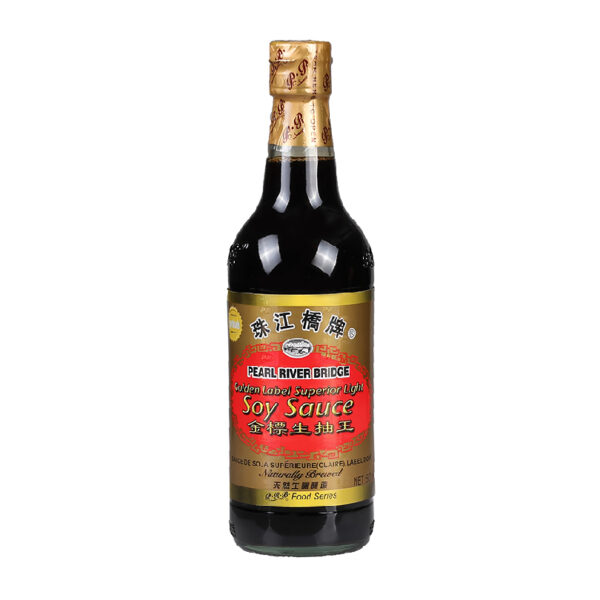 Gold Label Superior Light - Soy Sauce - Pearl River Bridge