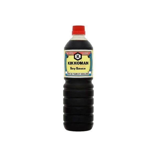 Naturally Brewed Soy Sauce - KIKKOMAN