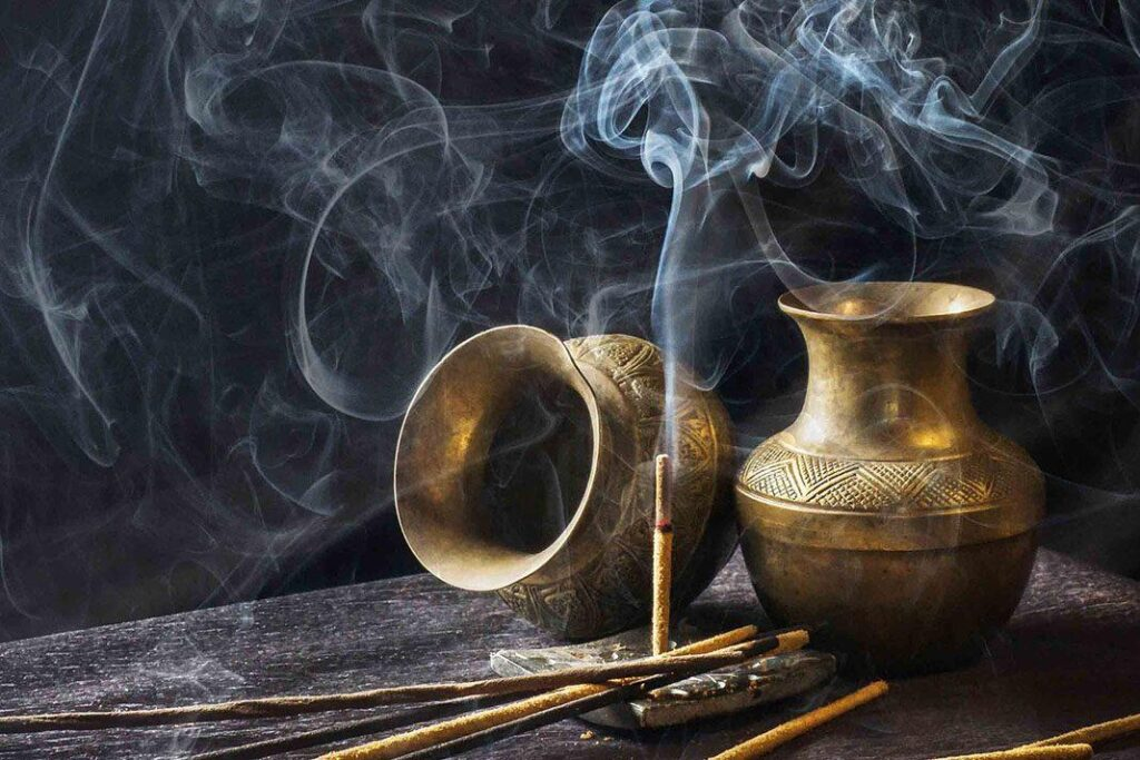 Incense and Its Traditional value