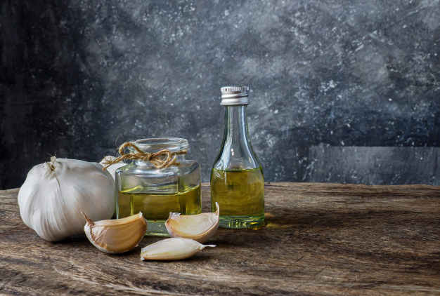 Garlic oil to end your Hair loss
