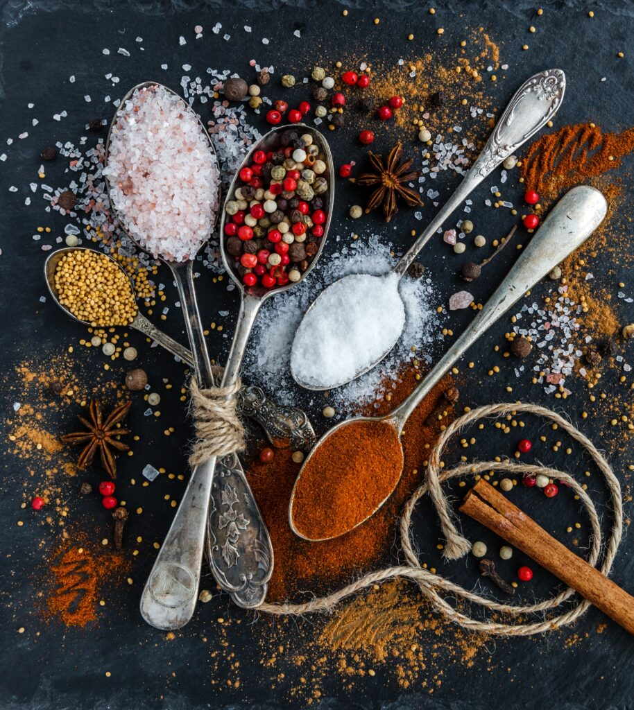 16 seasonings you should have at your kitchen
