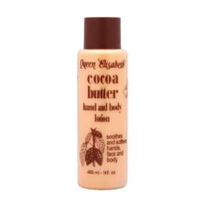 Cocoa Butter Hand and Body Lotion - Queen Elisabeth